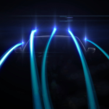 Hyundai Convention LED Sculpture Films